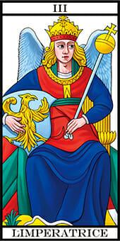 Significato Arcani Maggiori L'Imperatrice