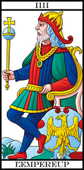 Significato Arcani Maggiori L'Imperatore