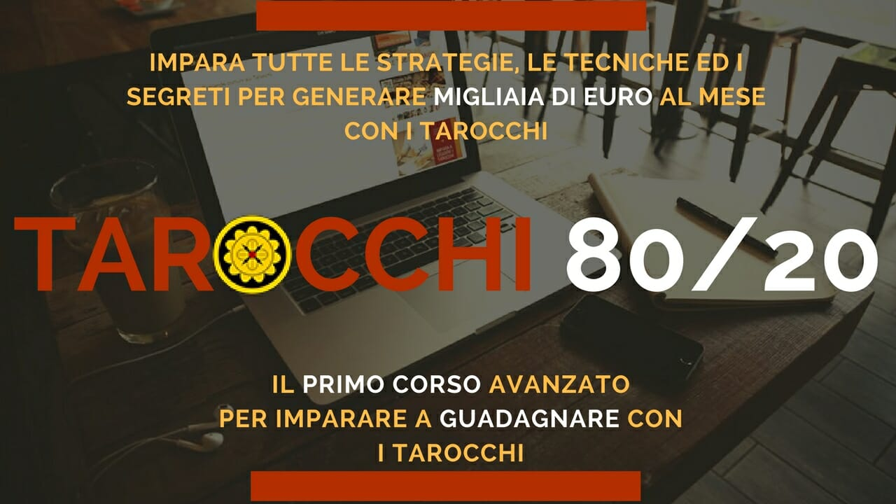 Tarocchi 80 20