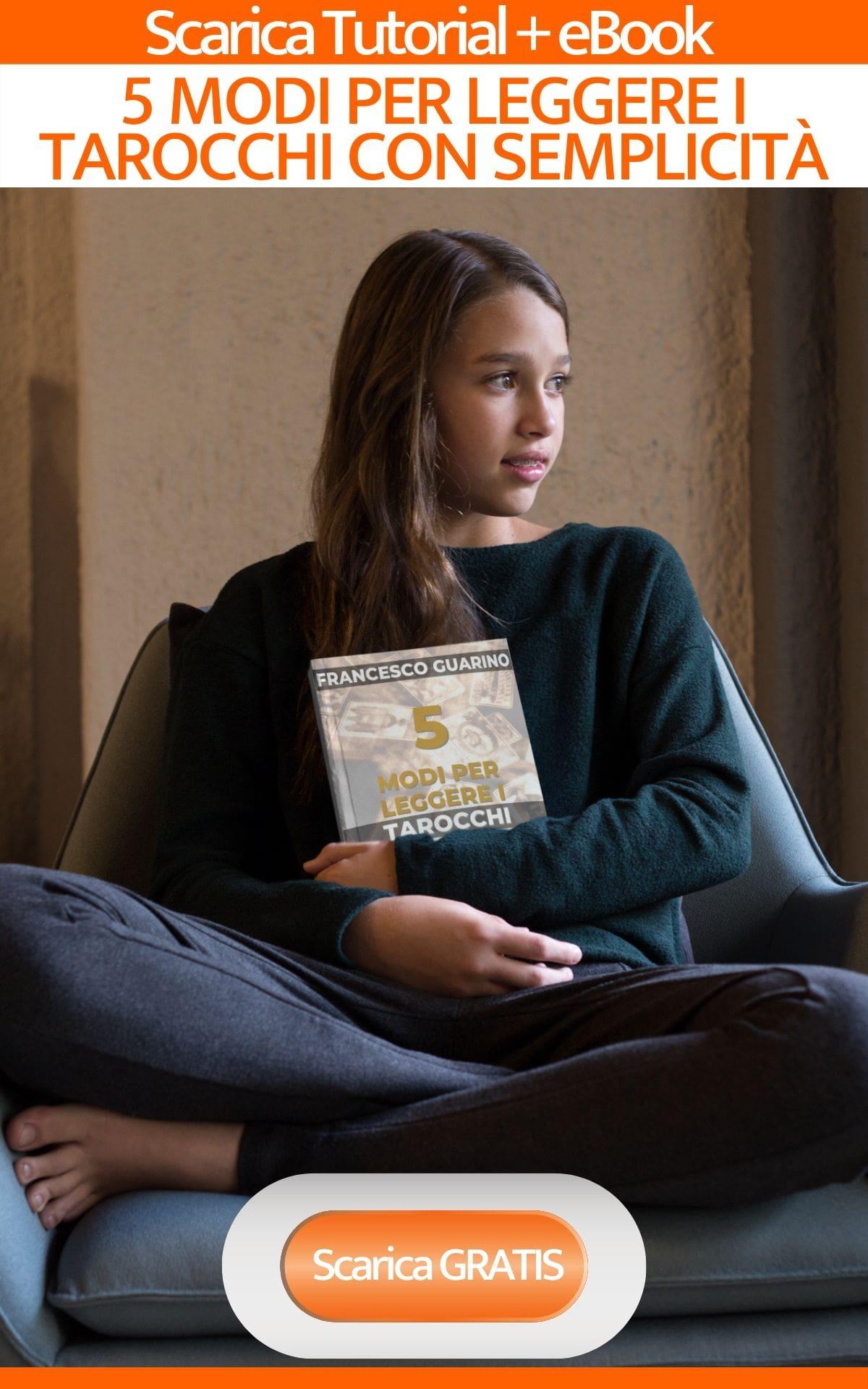 Corso Cartomanzia Gratis 5 modi per leggere i Tarocchi-min