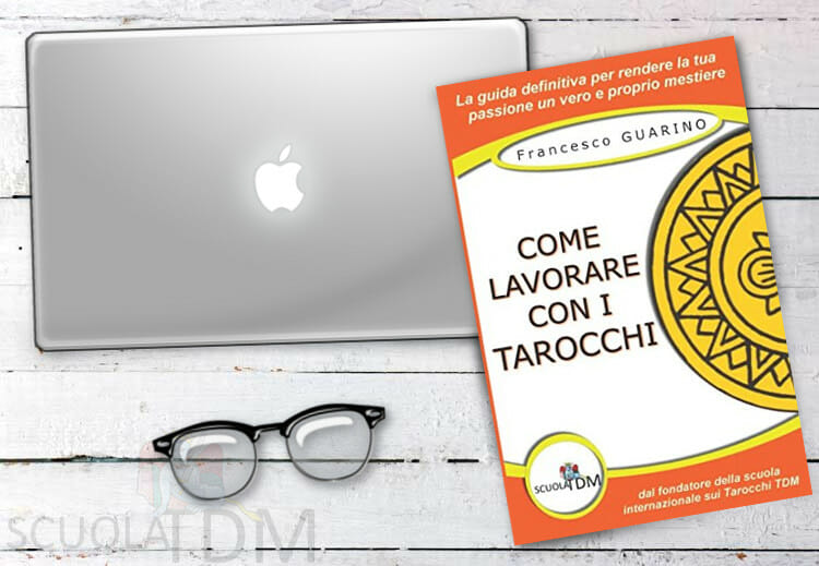 Lavorare con i Tarocchi libro