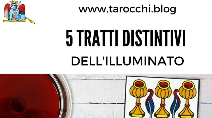 5 tratti distintivi dell'illuminato