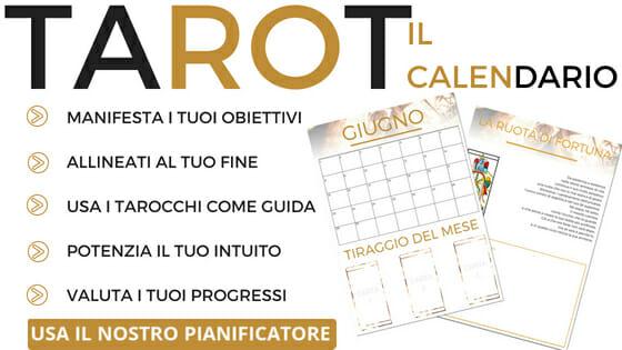 Il Calendario tarologico