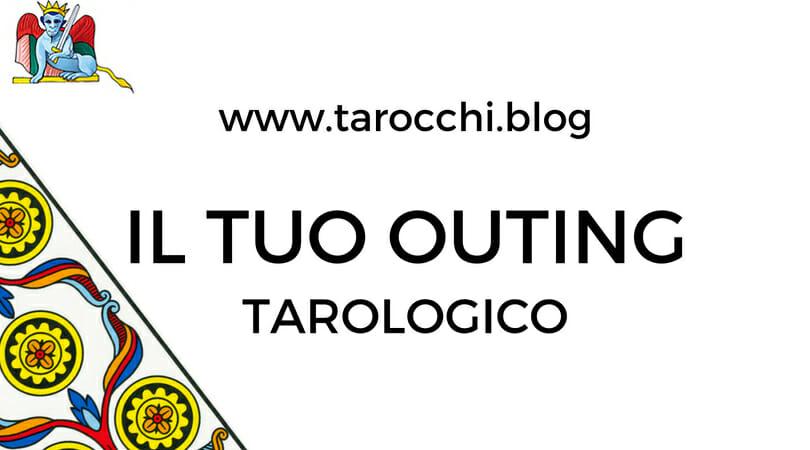 Il tuo outing tarologico tarocchi marsiglia tarot