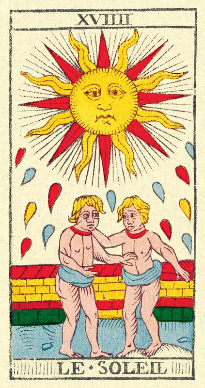 le soleil 1760 nicolas conver significato sole