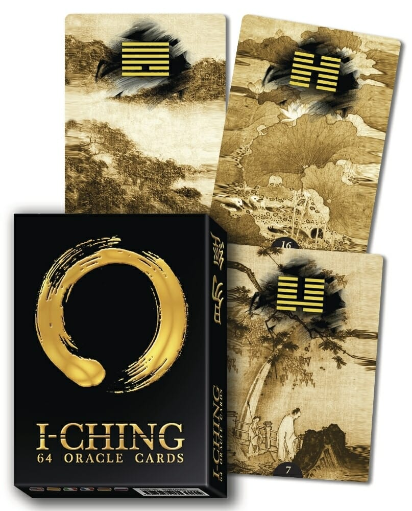 I-Ching Oracle cards Tarot