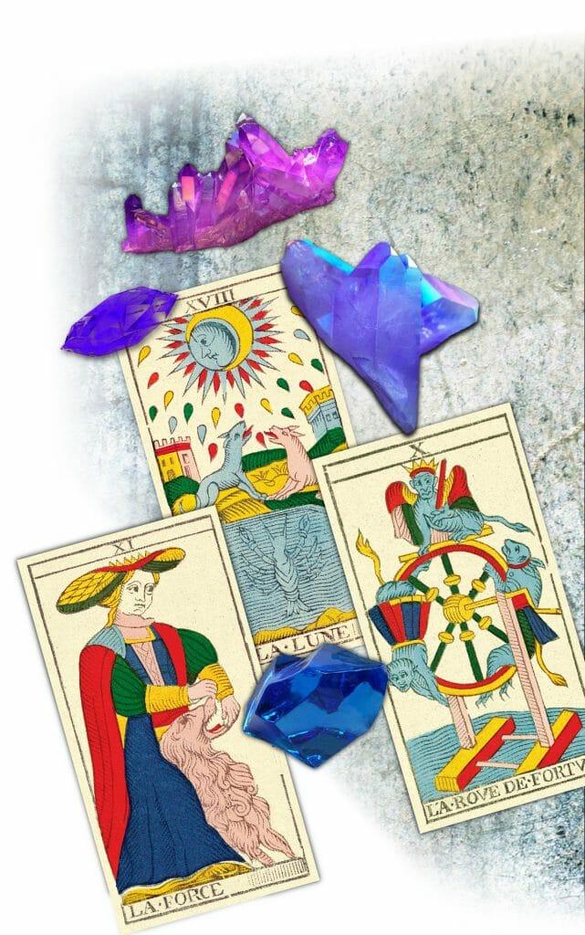 Tarocchi Gratuiti Cristalli Pietre Cartomanzia