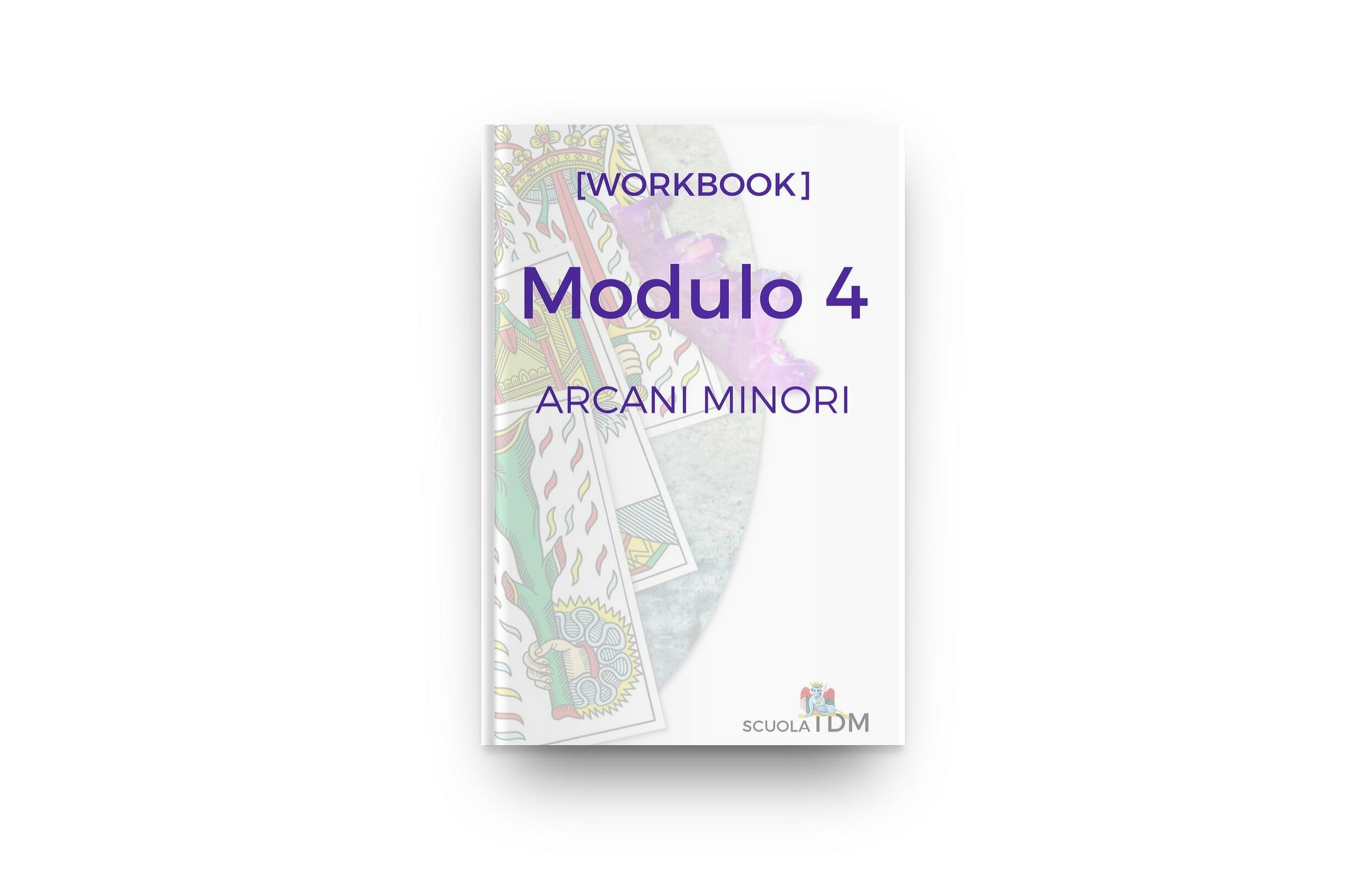 Corso Tarocchi Arcani Minori Modulo 4