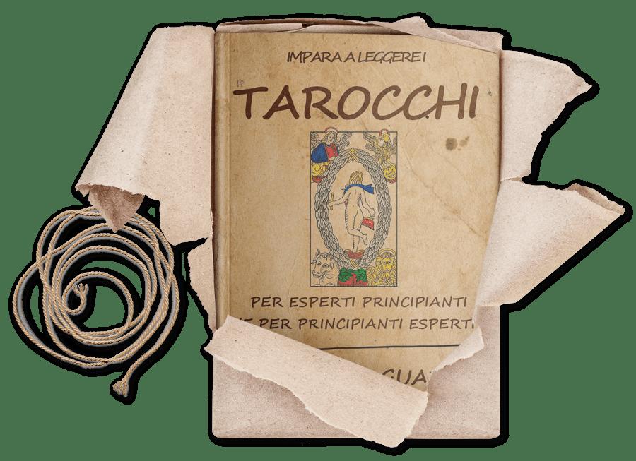 Libro Gratis Cartomanzia Tarocchi Francesco Guarino-min