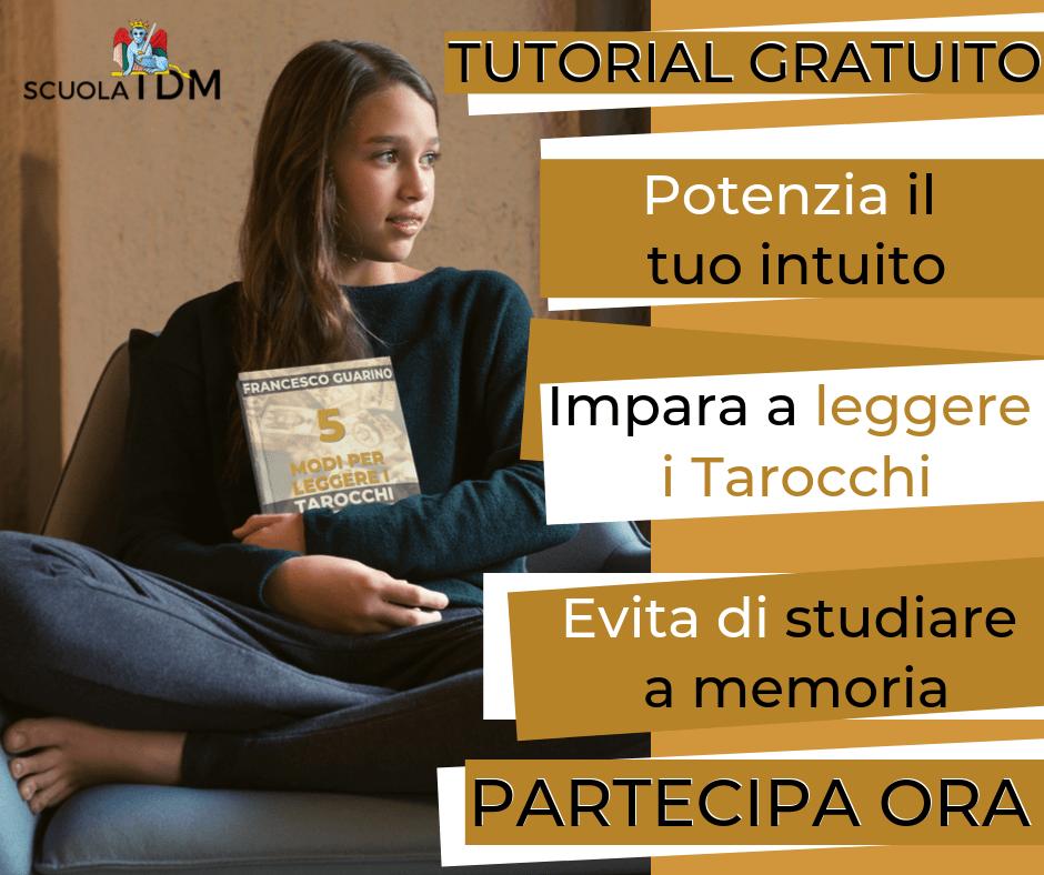 Corso Cartomanzia Tarologia Tarocchi Gratis
