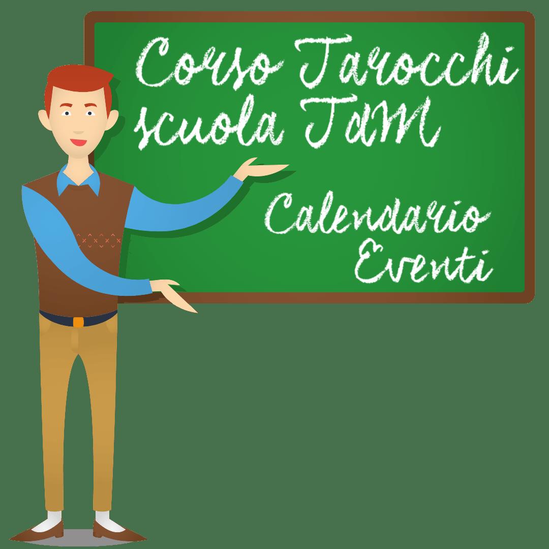 Corso Tarocchi di Marsiglia Cartomanzia Roma Milano scuola TdM