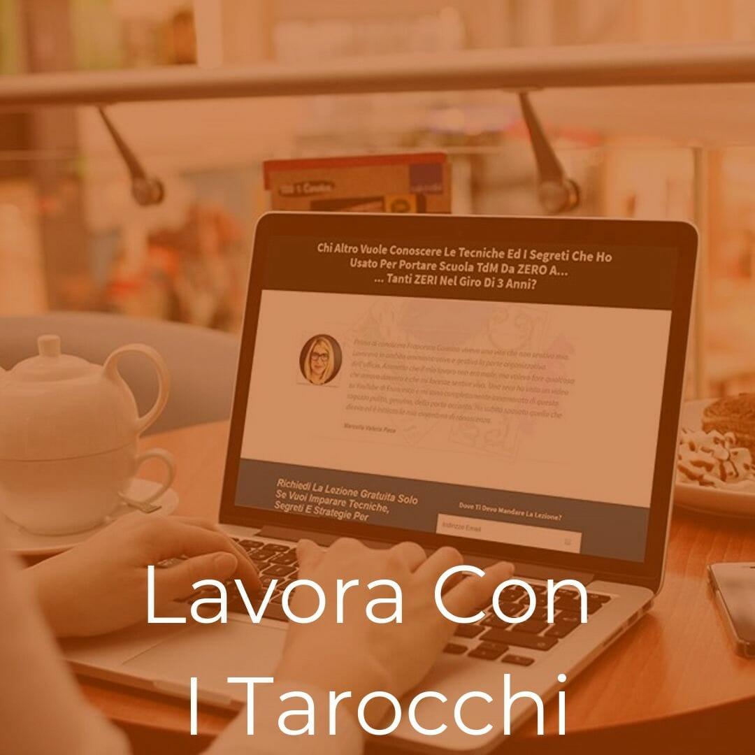 Lavora Guadagna Tarocchi Cartomanzia