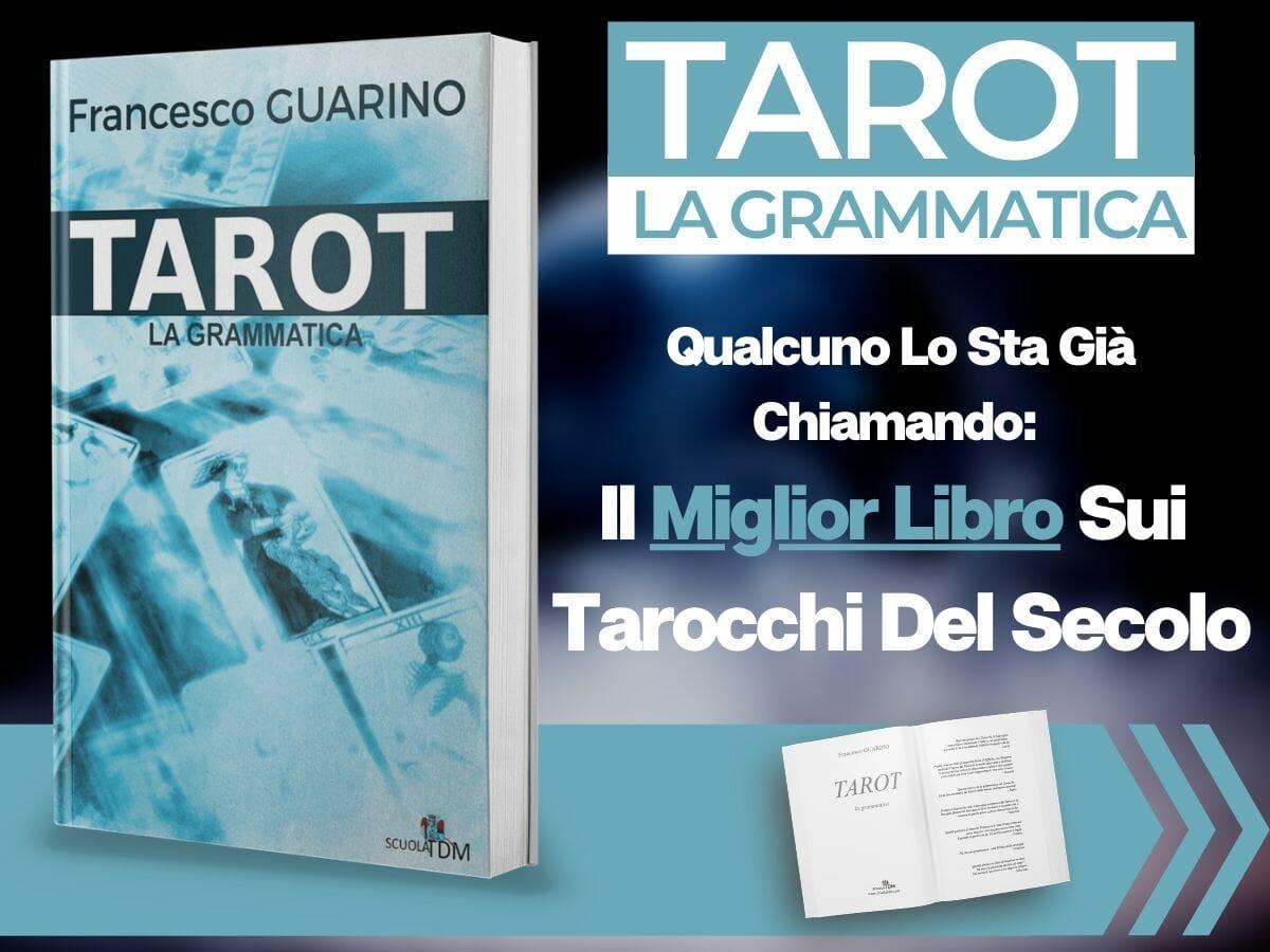 Libro Tarocchi Tarot La Grammatica Guarino scuola TdM