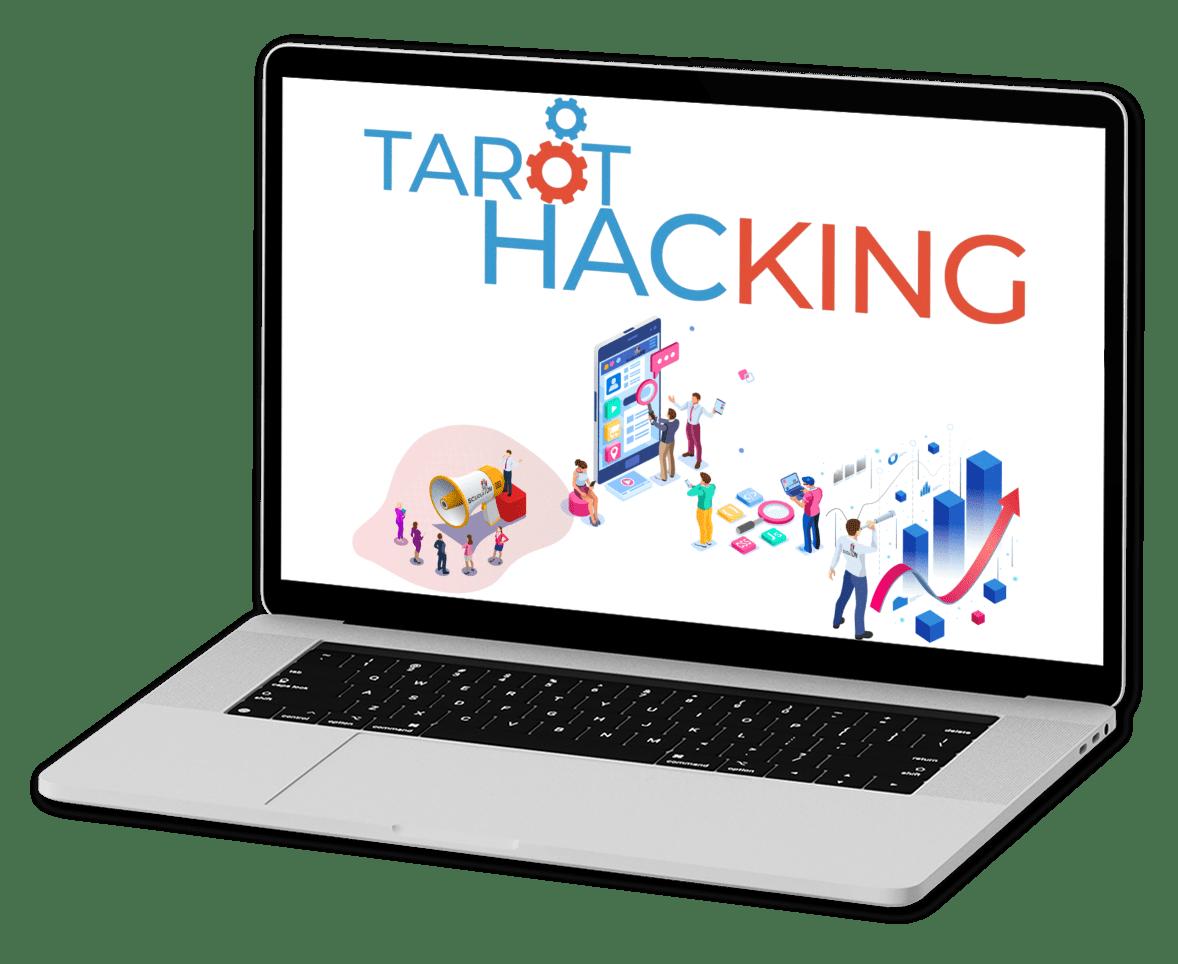 Affiliazione Tarocchi scuola TdM Tarot Hacking