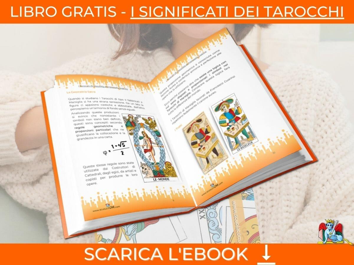 Libro eBook Gratis Significati Tarocchi Cartomanzia-min