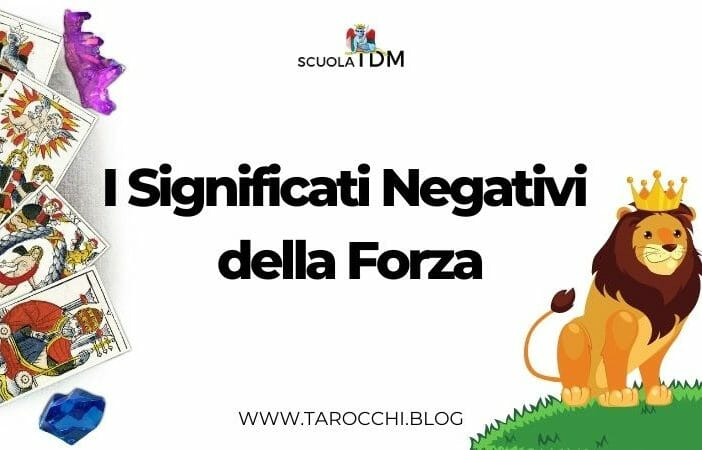 I Significati Negativi Della Forza