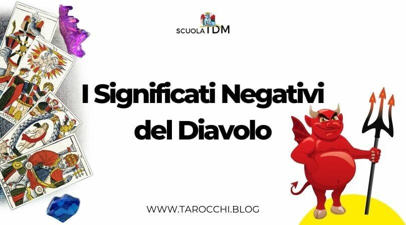 I Significati Negativi del Diavolo