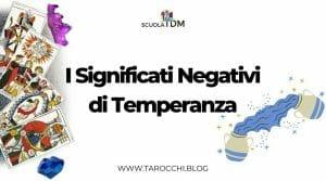 I Significati Negativi di Temperanza