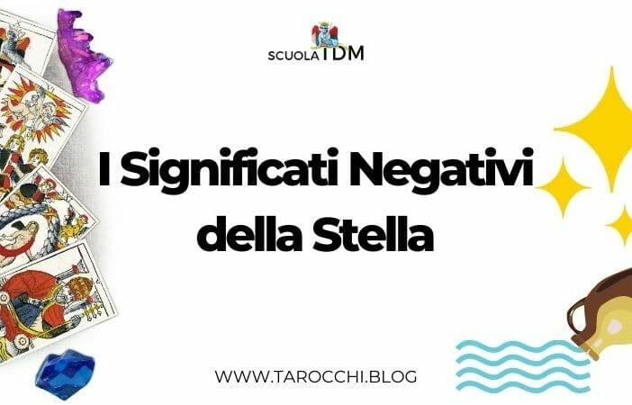 I Significati Negativi Della Stella